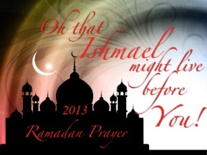 2013 Ramadan Prayer