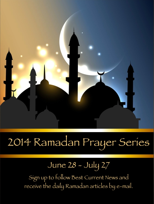 Ramadan Prayer Series Picture for Blog