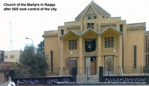 Raqqa Church