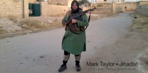 Mark Taylor - New Zealand Jihadist