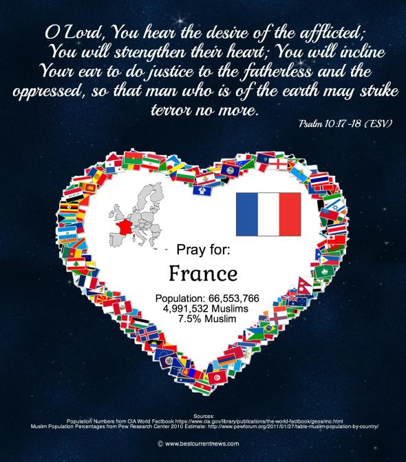 France Terror No More