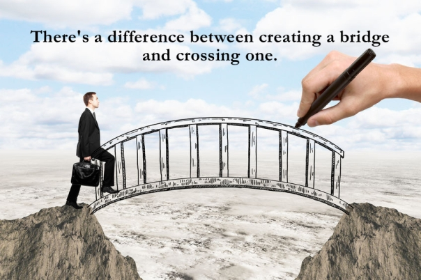 Crossing vs Creating Bridge