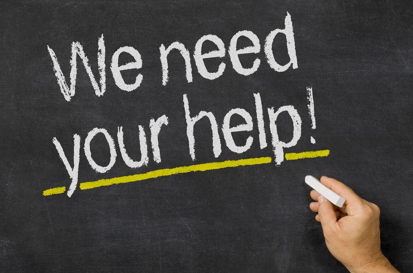 We need your help 31323107_s.jpg